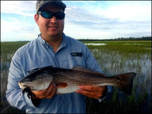 Palm coast fishing charters and guides st augustine for St augustine fishing spots